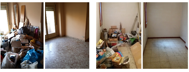 Vaciado pisos Granollers
