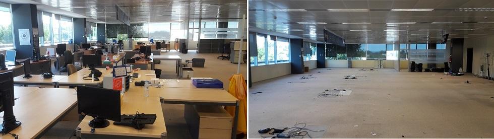 vaciado Oficinas Sabadell